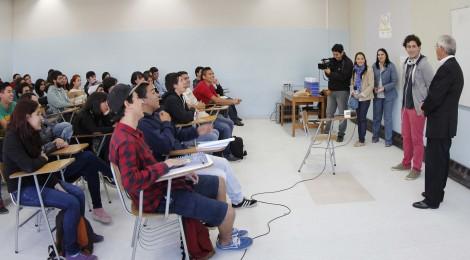 Periodismo UdeC da la bienvenida a los nuevos alumnos de la carrera