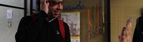 Así fue la experiencia de Periodismo UdeC con los Google Glass
