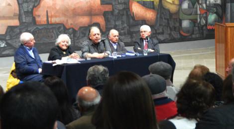 """Con total éxito se llevó a cabo el lanzamiento de """"La lista del Schindler chileno"""""""