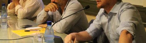 Carrera de Periodismo organizó foro sobre el rol de la prensa a nivel nacional y regional