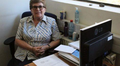 Gloria Melo se acogió a la merecida jubilación