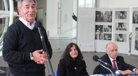 Destacado fotógrafo Nelson Muñoz presentó su nueva obra en la Universidad de Concepción