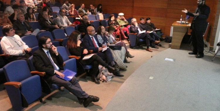 Departamento de Comunicación Social ofreció seminario sobre avances de la semiótica