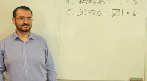 Dr. Claudio Jofré fue reelecto como director del Departamento de Comunicación Social