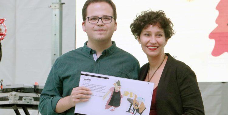 Exalumno de Periodismo UdeC ganó sexta versión de Concepción en 100 Palabras