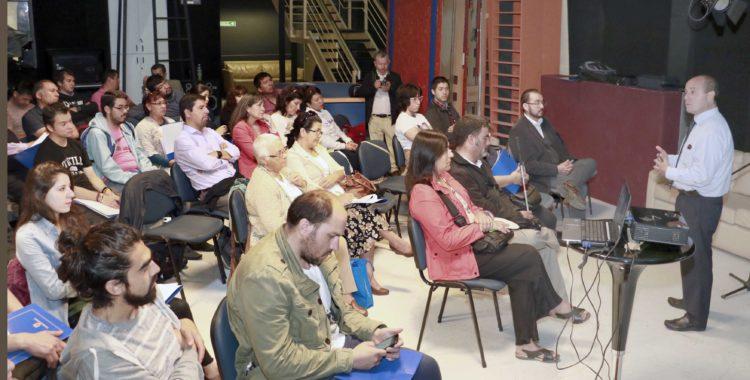 Periodismo inauguró séptima versión de taller para radios comunitarias